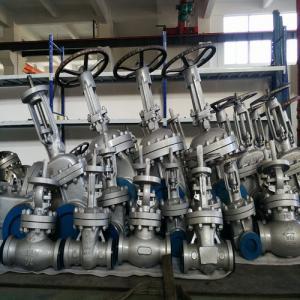 American standard gate valve stop valve welding connection hand wheel operation