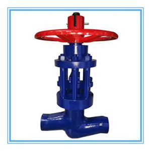 Globe valve BW
